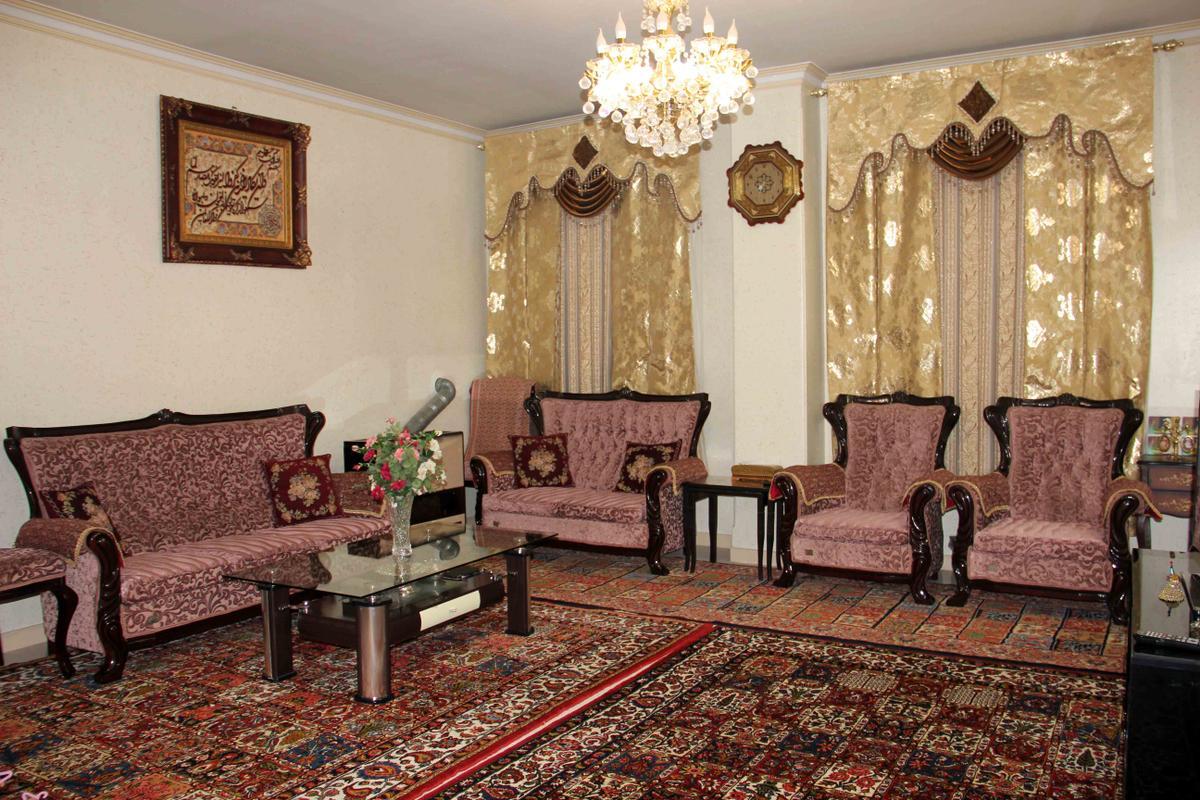 رهن آپارتمان مبله در تهران RT2391 | ارزان جا