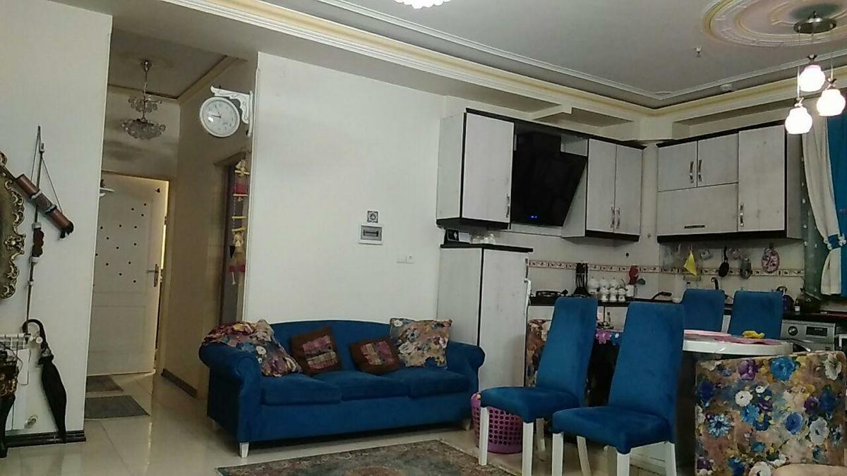 اجاره آپارتمان مبله یک ماهه در تهران BW5575 | ارازن جا