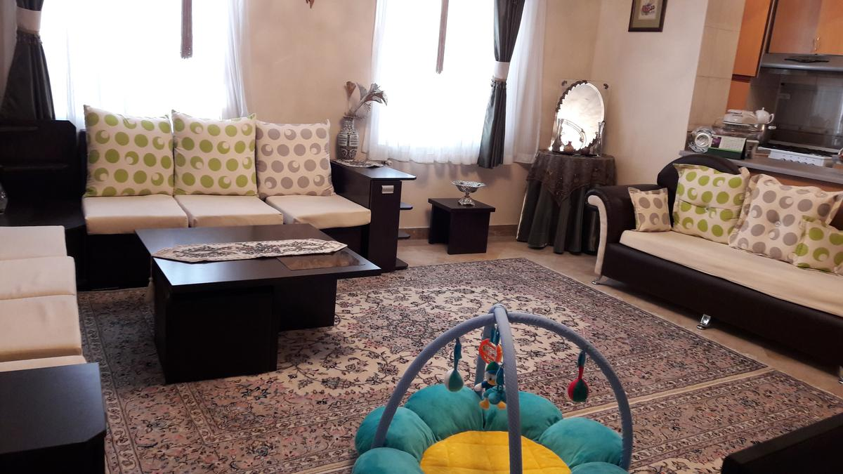 آپارتمان مبله در تهران نزدیک اتوبان همت