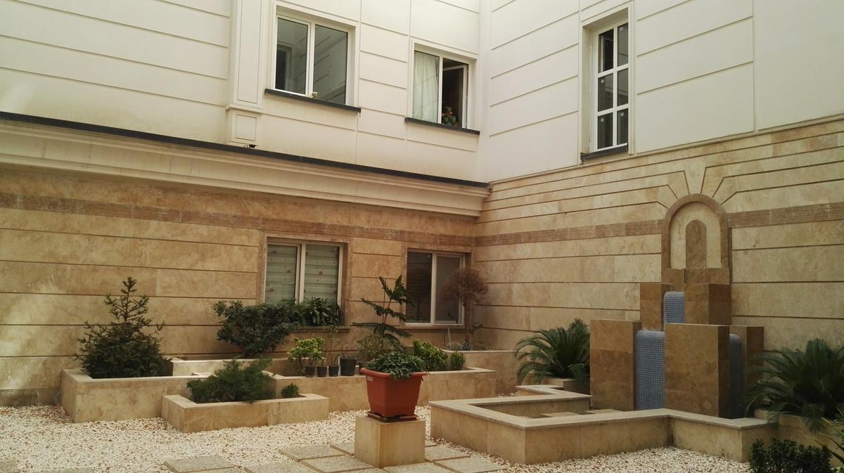 اجاره آپارتمان مبله در تهران در منطقه پاسداران | ارازن جا