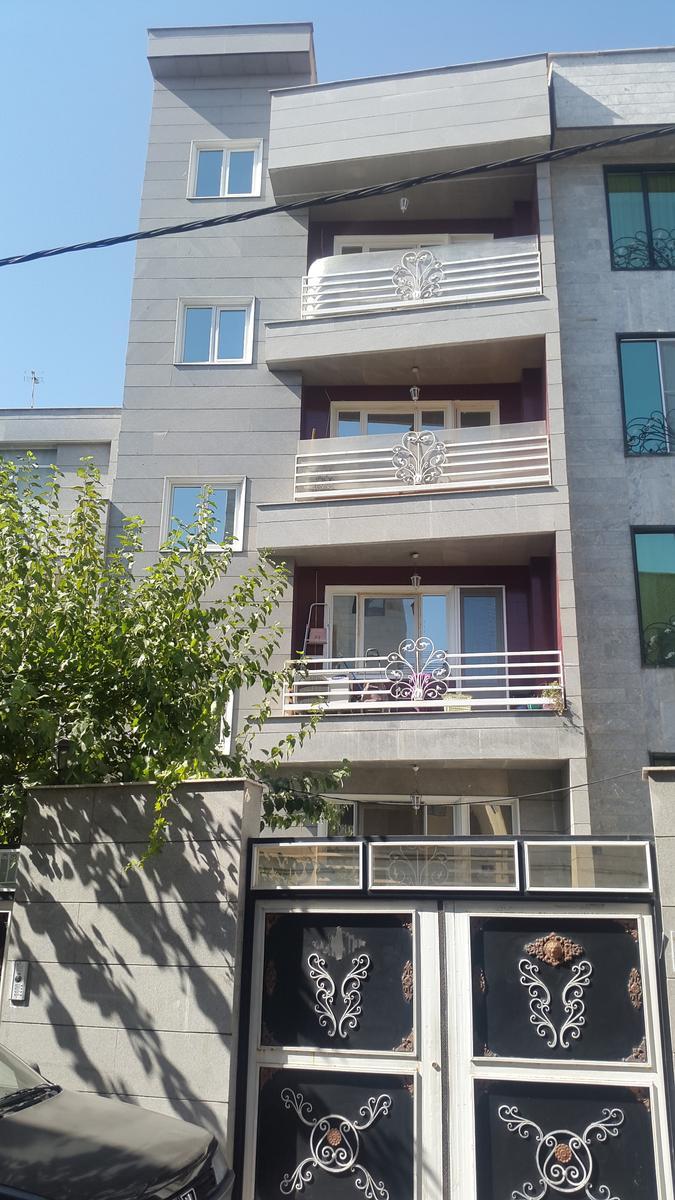 اجاره آپارتمان مبله هفتگی در تهران محله گیشا | ارازن جا