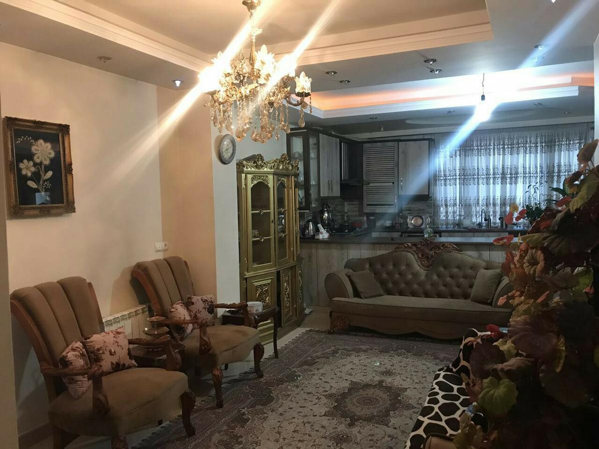 اجاره آپارتمان مبله در تهران در گیشا | ارازن جا
