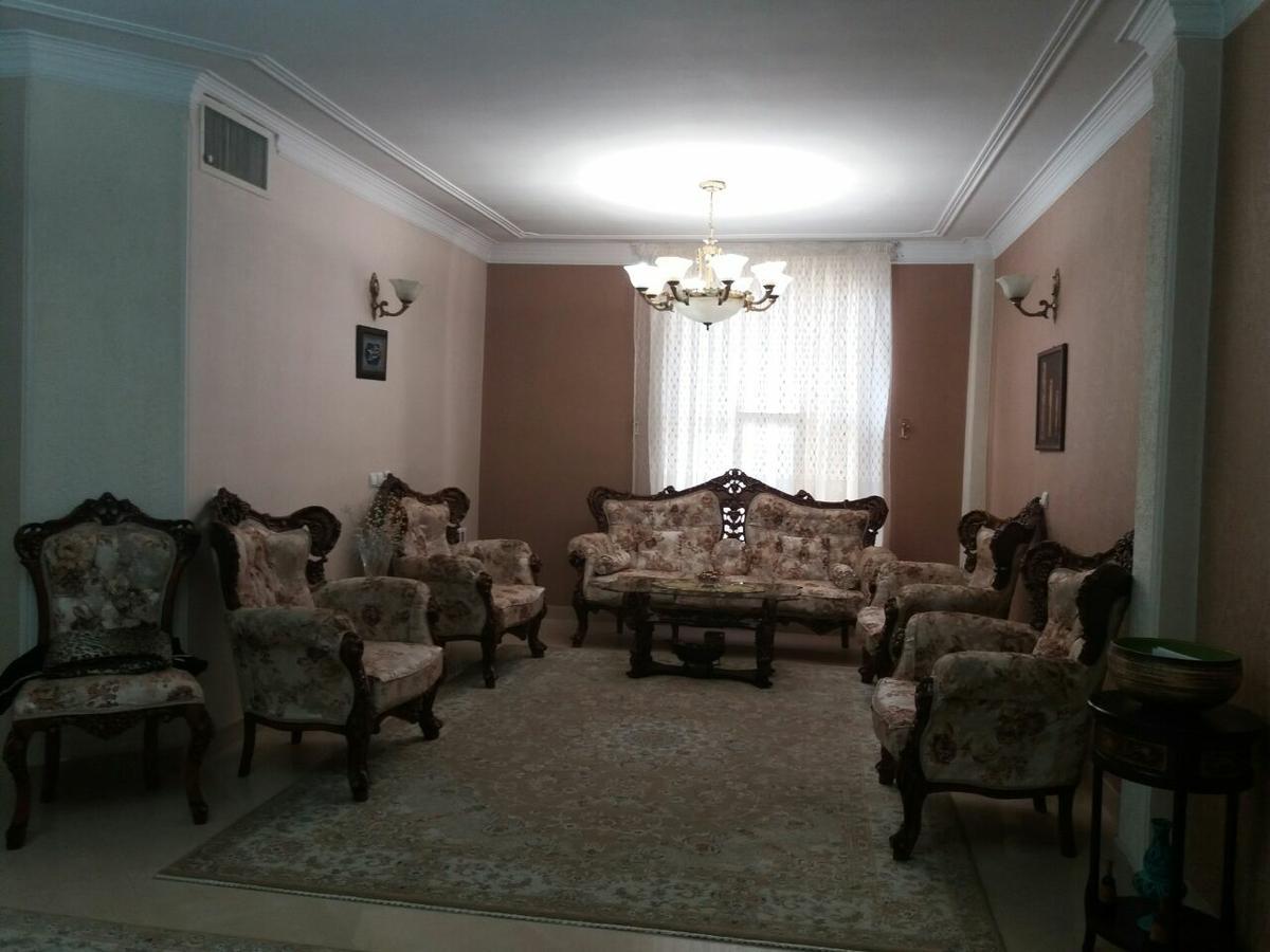 فروش آپارتمان مبله در تهران در جنت آباد | ارازن جا