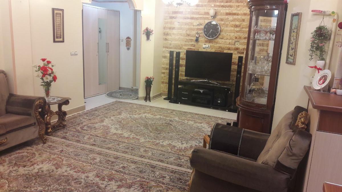 رهن آپارتمان مبله در تهران DG6697 | ارازن جا