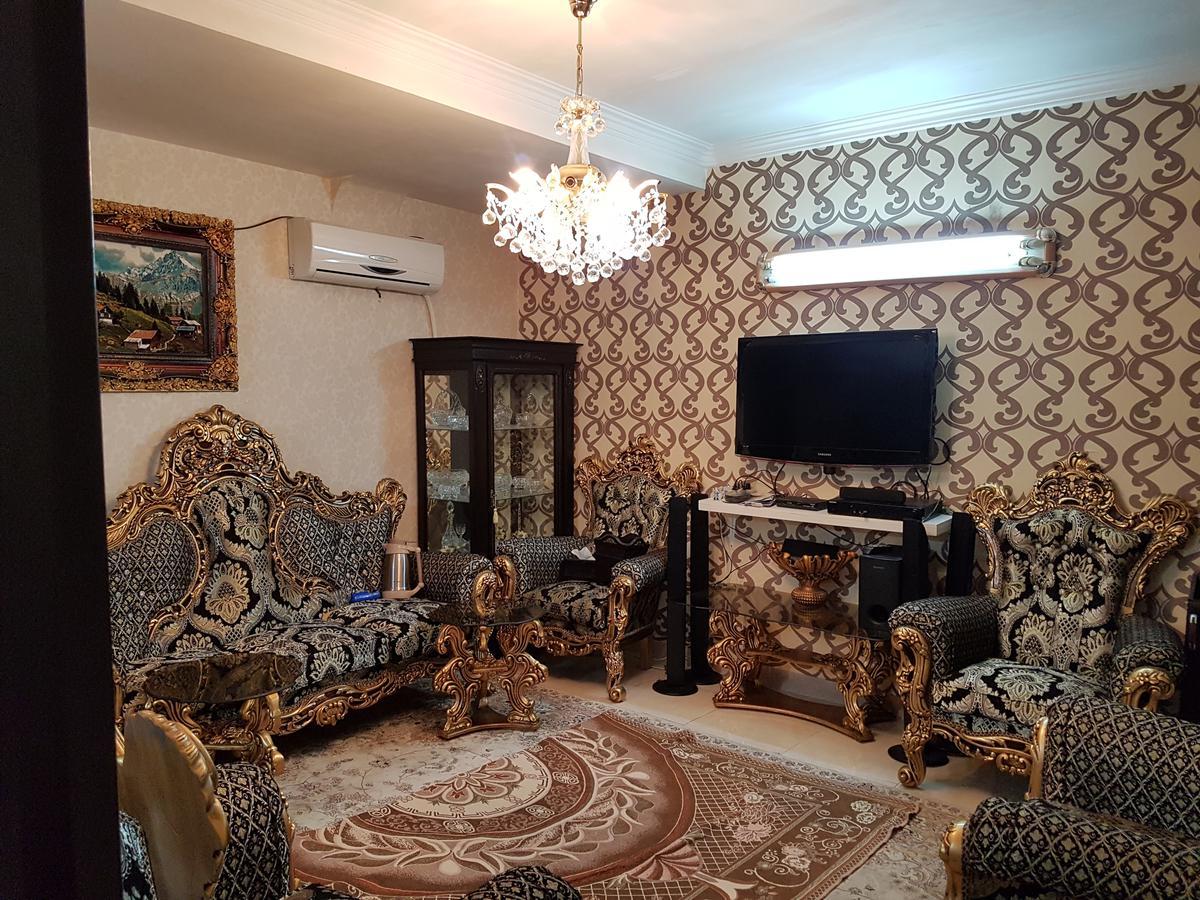آپارتمان مبله در تهران پاسداران مناسب  | ارازن جا