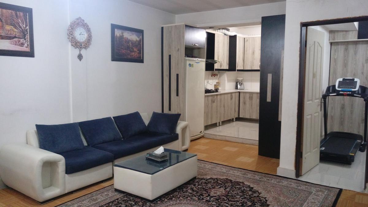 فروش آپارتمان مبله در تهران XQ2353   ارازن جا