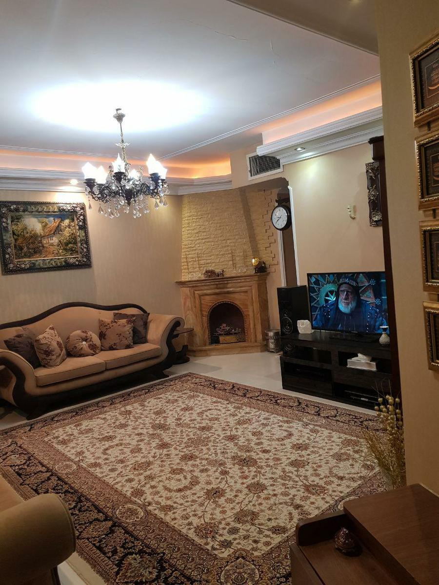 رهن آپارتمان مبله در تهران JP4064 | ارازن جا