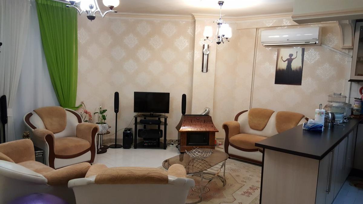 اجاره آپارتمان مبله در شمال تهران IT3296 | ارازن جا