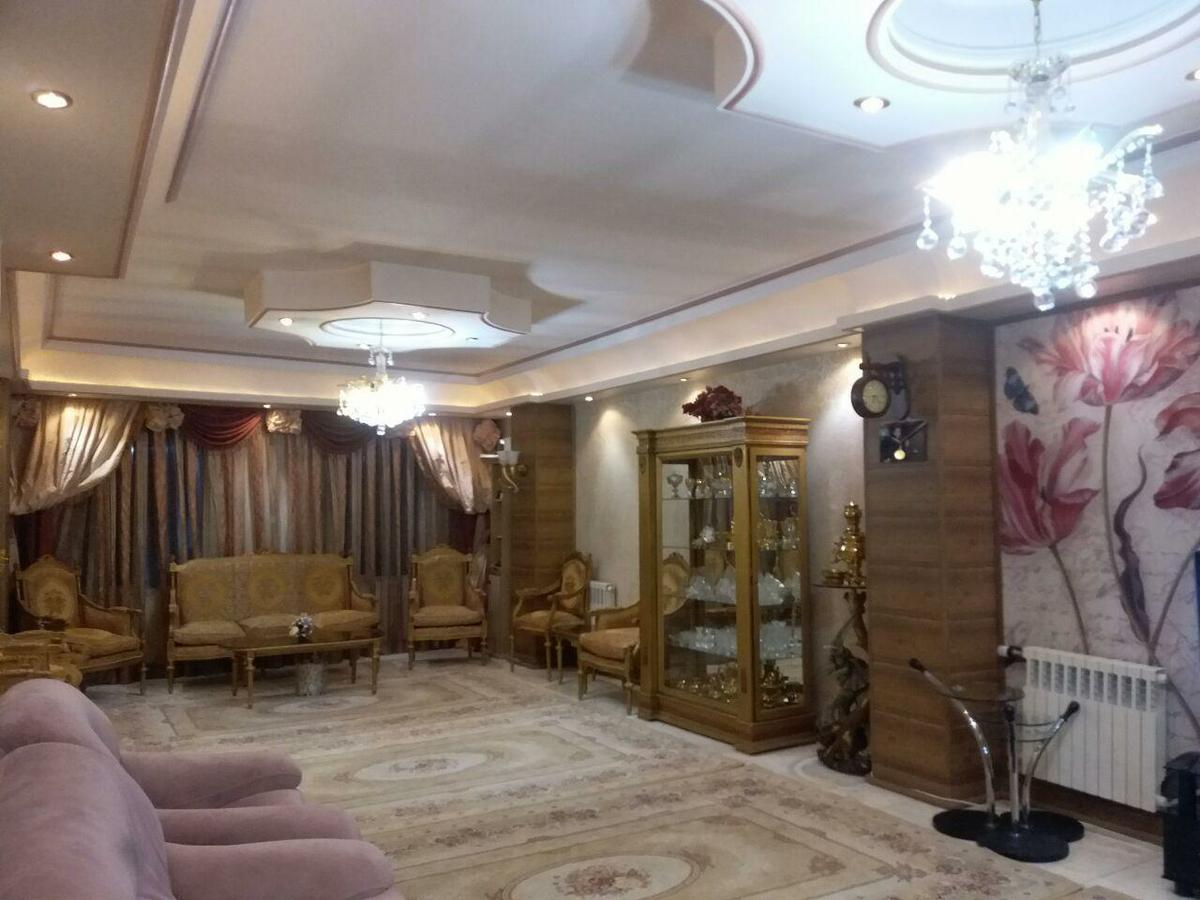 رهن آپارتمان مبله در تهران در محله پونک نزدیک مترو | ارازن جا