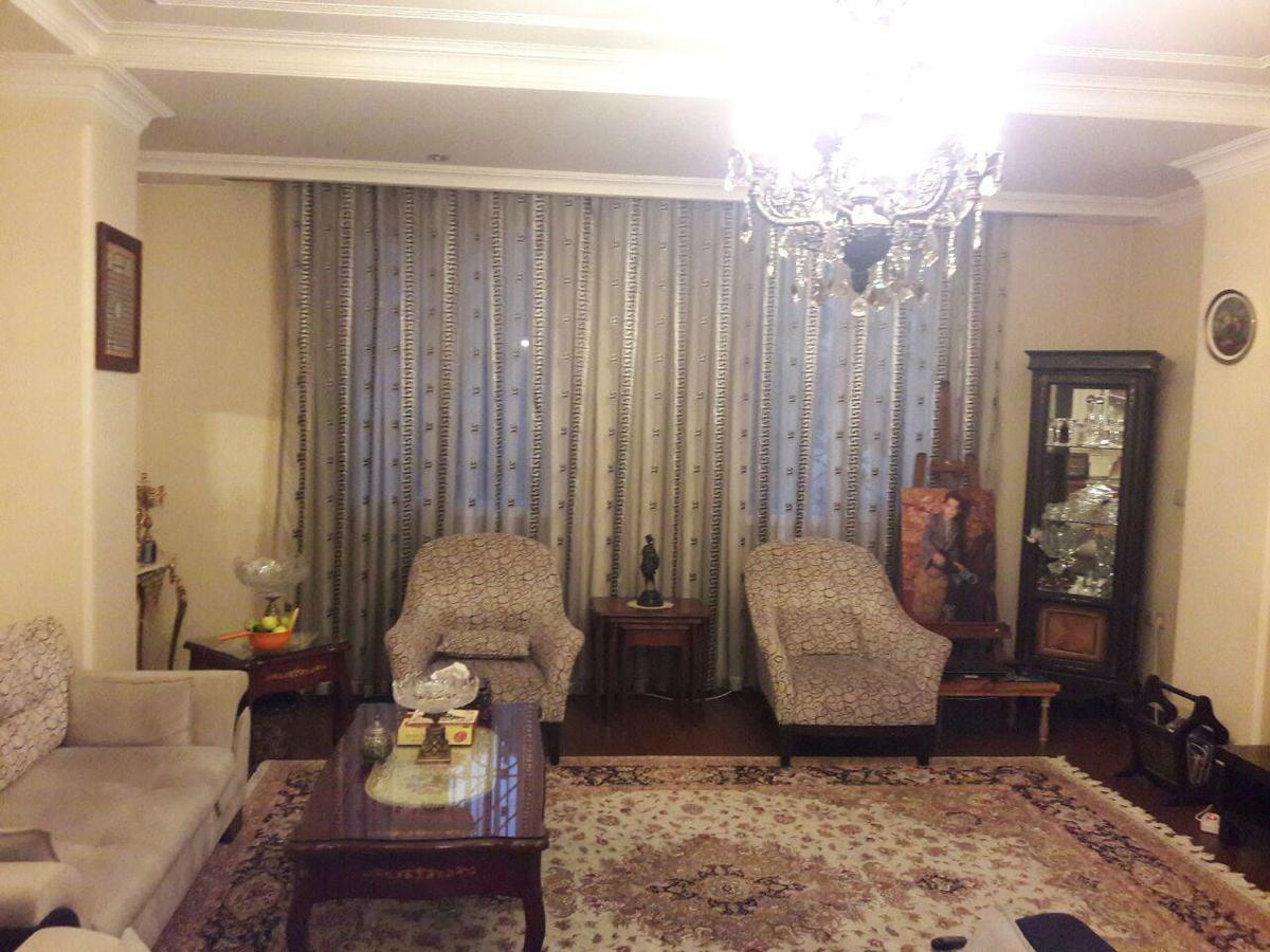اجاره آپارتمان مبله در شمال تهران BH9610 | ارازن جا