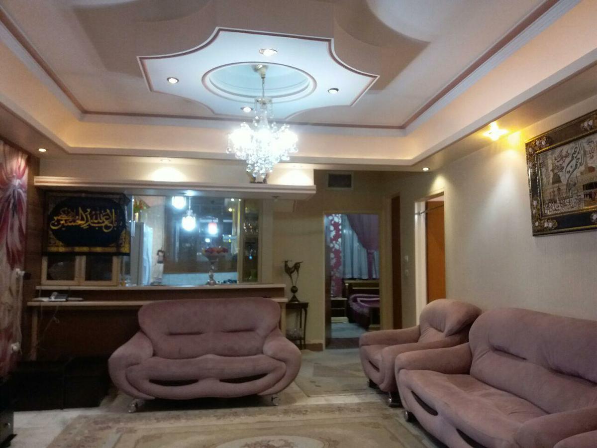 اجاره خانه مبله در شمال تهران EB5203 | ارازن جا