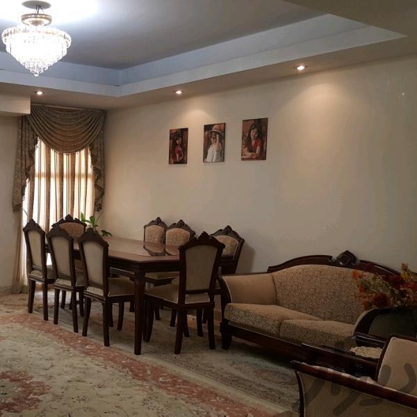 اپارتمان مبله اجاره در تهران OP2586 | ارازن جا