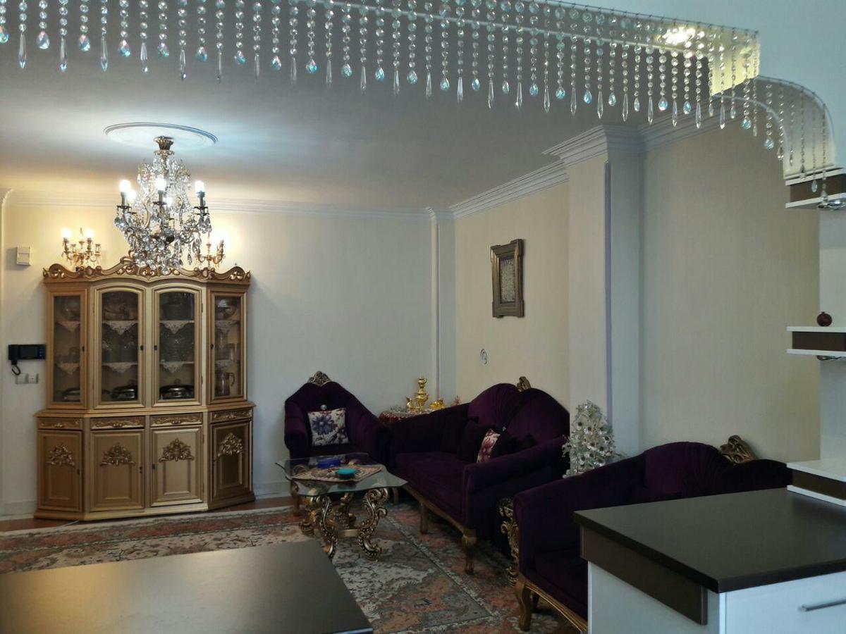 آپارتمان مبله اجاره ای در تهران دربند با امکانات