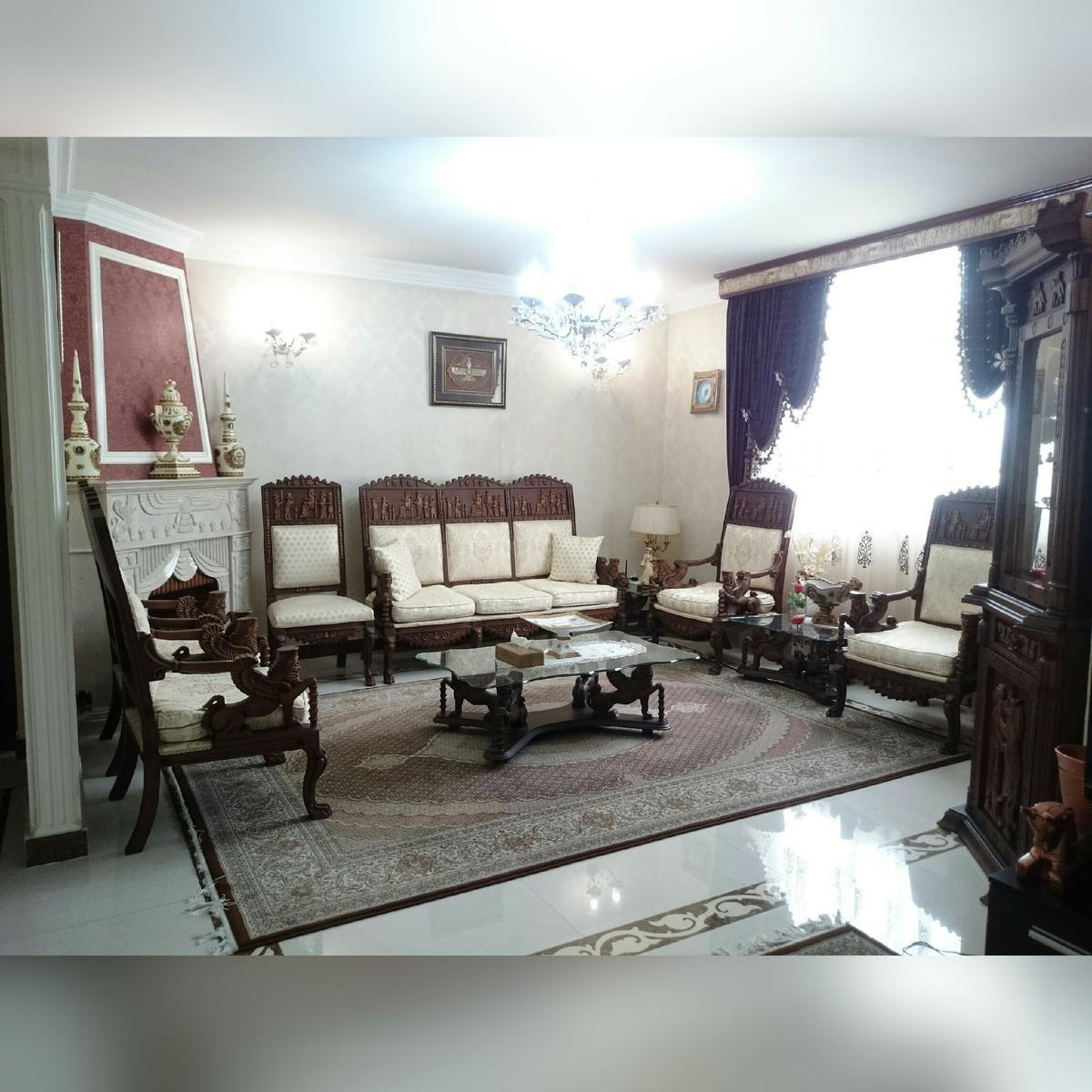 فروش خانه مبله در تهران DP5657 | ارازن جا
