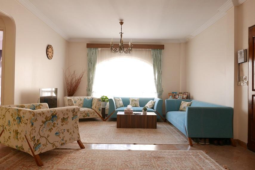 اجاره آپارتمان مبله در تهران فول آپشن و تمیز