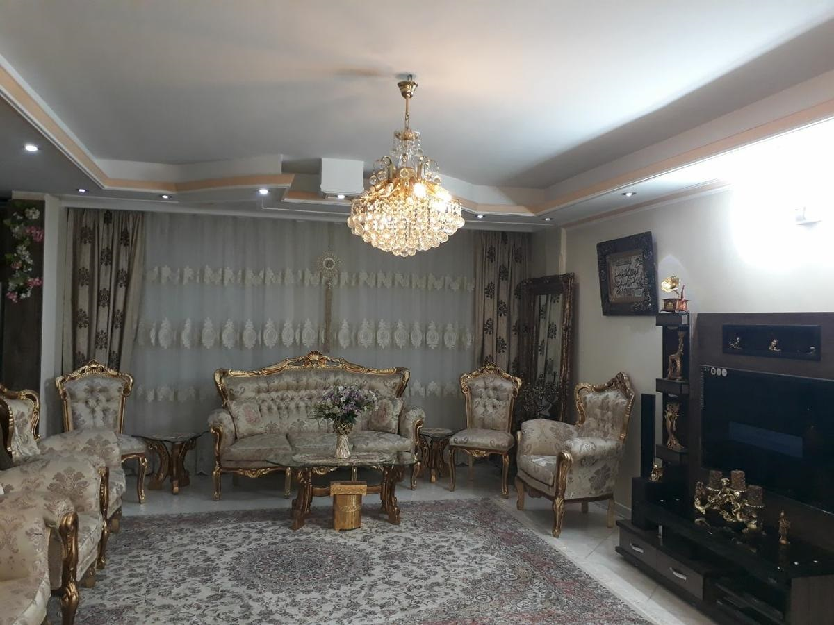اجاره کوتاه مدت خانه مبله در تهران AJ5466 | ارازن جا