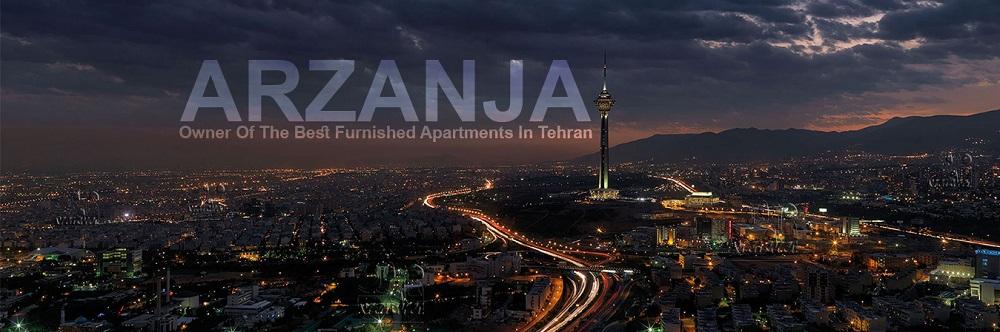 اجاره آپارتمان مبله در تهران | اجاره خانه مبله در تهران | اجاره سوئیت مبله در تهران
